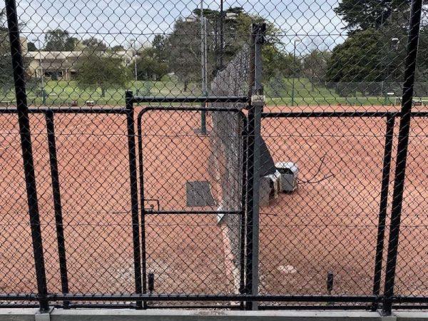 Chainlink Sport Gate