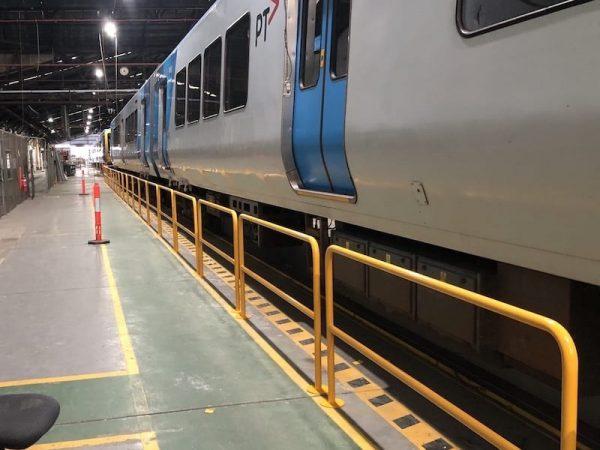 Industrial Safety Rails