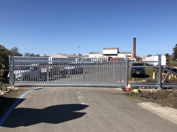 Melbourne Security Gates