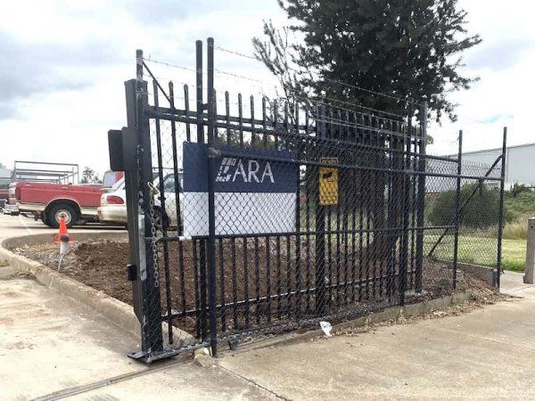 Security Sliding Gate