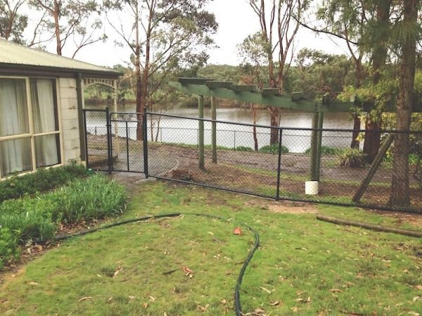 Chainlink Fencing for residential