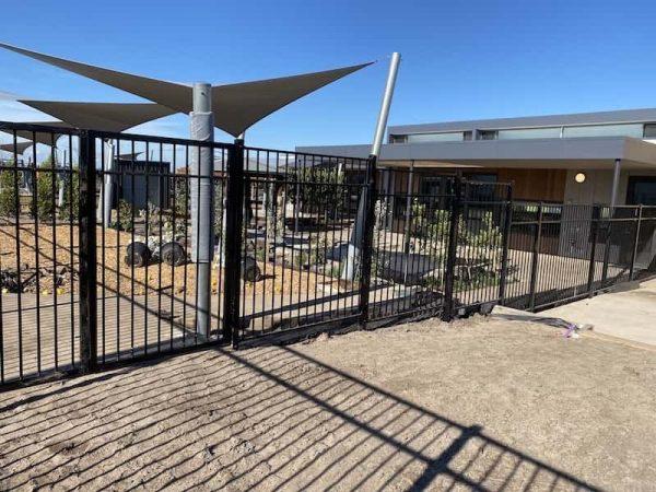Local Swing Gates Installation