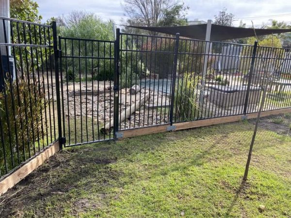 Swing Gate for Pool