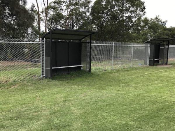 Greensborough Chain Mesh Fence