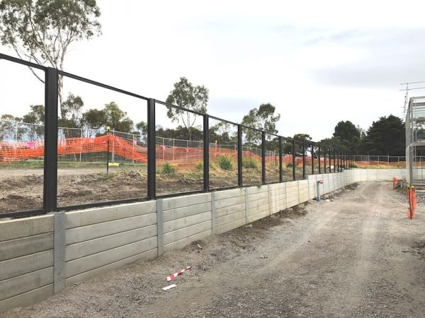 Melbourne Retaining Wall 3