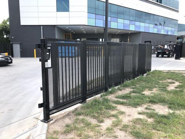 Carrum Downs Security Gate